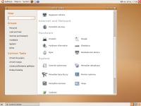 Ubuntu Feisty Fawn podgląd