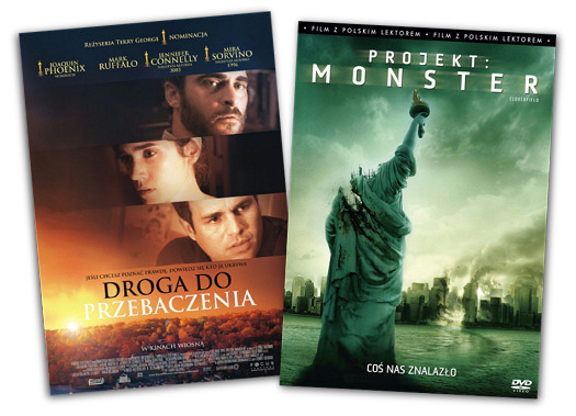 Project Monster and Droga do przebaczenia