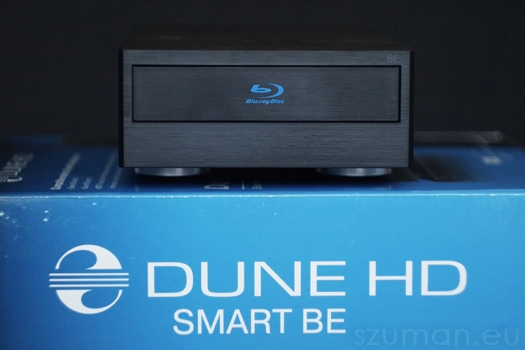 Dune HD Smart BE - przód