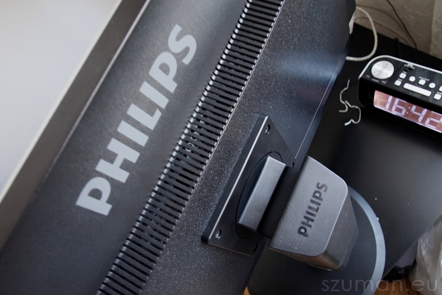 Philips Brilliance 273P3LPHES - widok z góry
