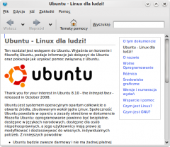 Ubuntu 8.10 Intrepid Ibex