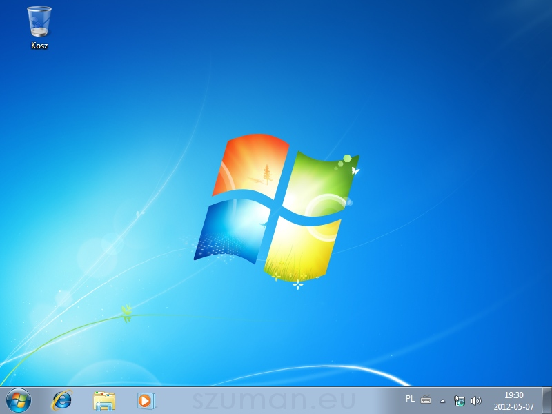 Windows 7 i Radeon HD 5570