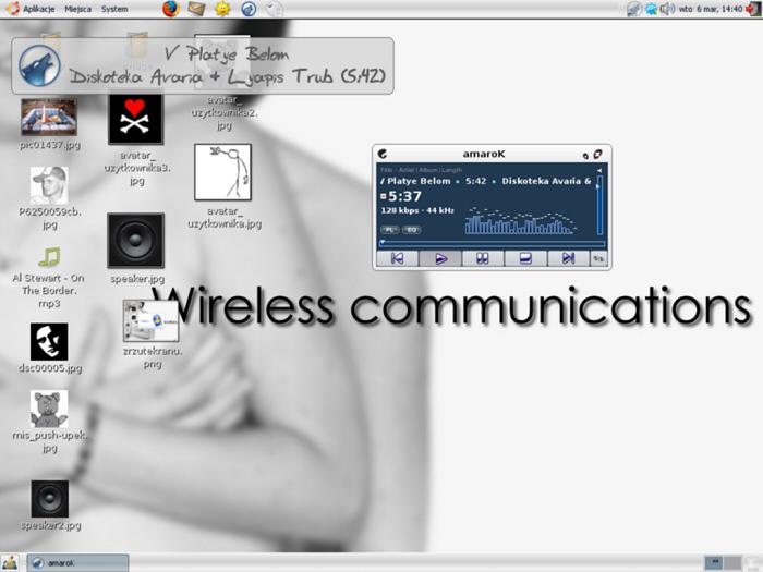 Najnowszy Amarok także dla Windows