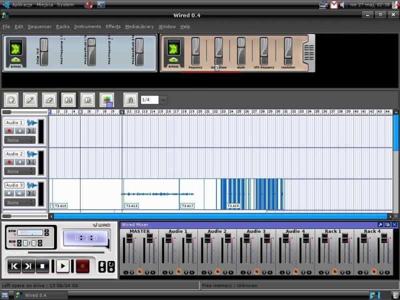 Ubuntu Studio - programy muzyczne