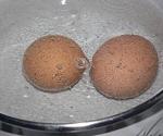 Patent na gotowanie jajek ;)