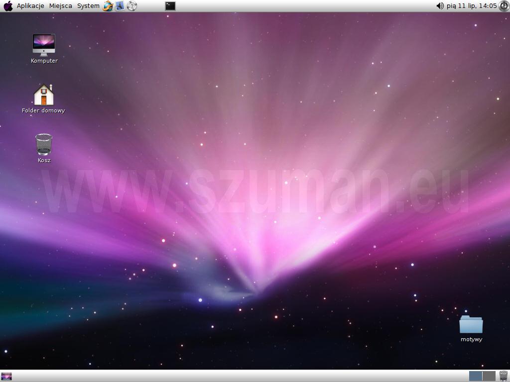 Mac Ubuntu X 8.04 Leopard