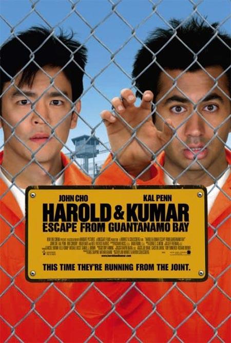 Harold & Kumar 2: Ucieczka z Guantanamo Bay