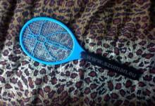 Jak zabić komara ;)