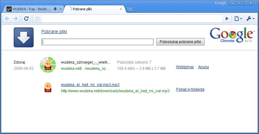 Google Chrome - najlepszy wśród reszty