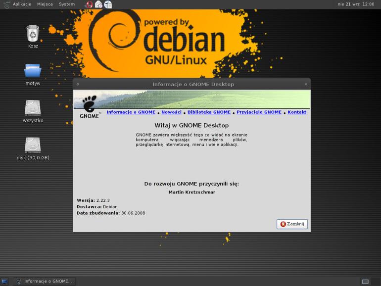 Debian coraz łatwiejszy
