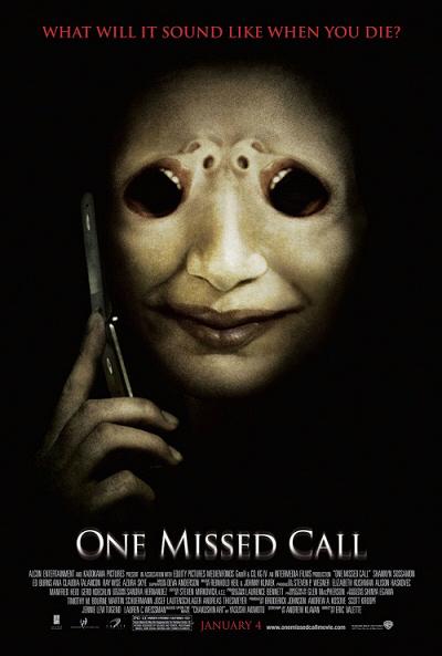 Nieodebrane połączenie / One missed call (USA)