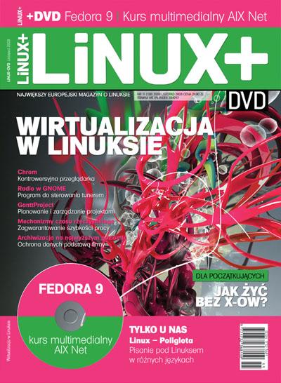 """Życie bez X-ów według """"Linux+"""""""