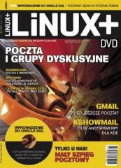 Wydanie pocztowe Linux+