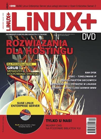 Własny CMS bez PHP i MySQL? Takie rzeczy w Linux+