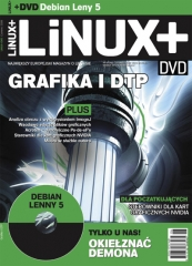 Dynamiczny PDF i grafika w Linuksie