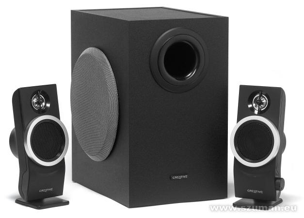 Głośniki 2.1 Creative Inspire T3100
