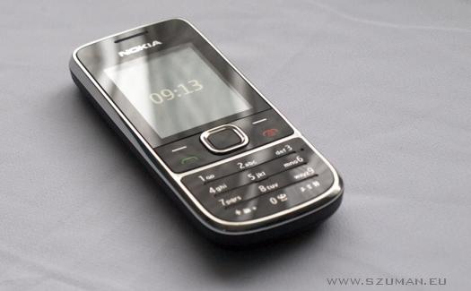 Nokia 2700 Classic - kupiłem, bo promocja...