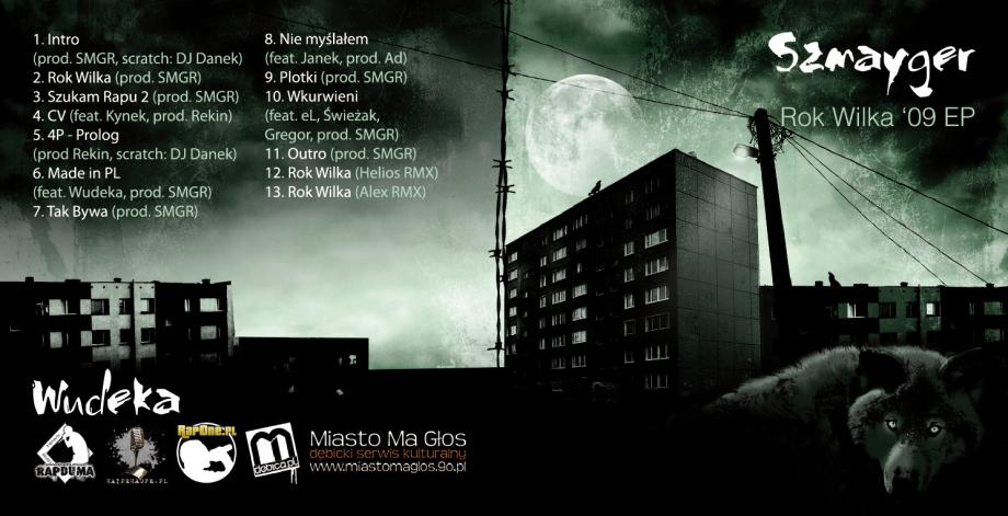 Szmayger - Rok Wilka '09 EP