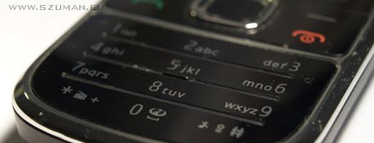 Nokia 2700 Classic - klawiatura
