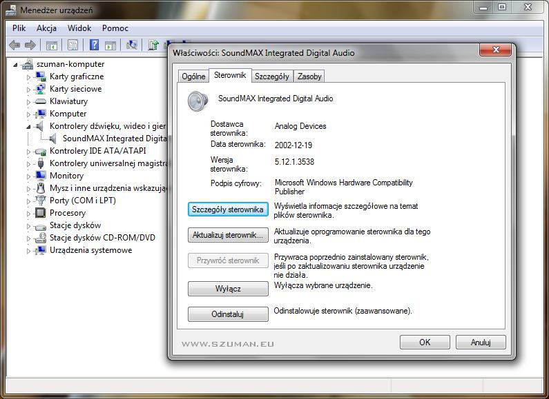 Windows 7 wciąż nie dla mnie