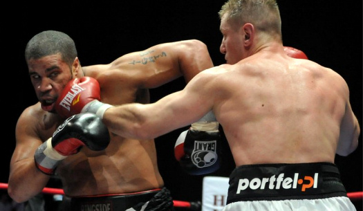 Tomasz Adamek vs. Jason Estrada - po walce