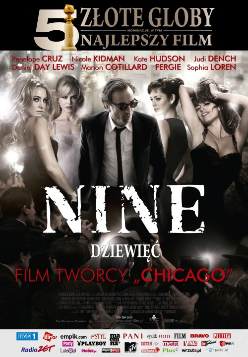 Nine - jako musical OK, jako dramat BE