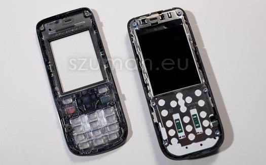 Nokia 2700 Classic nago, czyli zdejmowanie obudowy