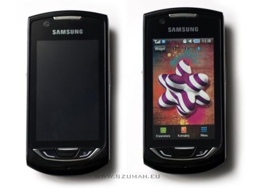 Dotykowy Samsung Monte S5620