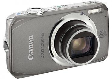 Canon IXUS 1000 HS - mógłbym go chcieć