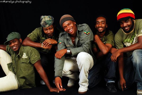 Raging Fyah - najlepsze młode reggae prosto z Jamajki!