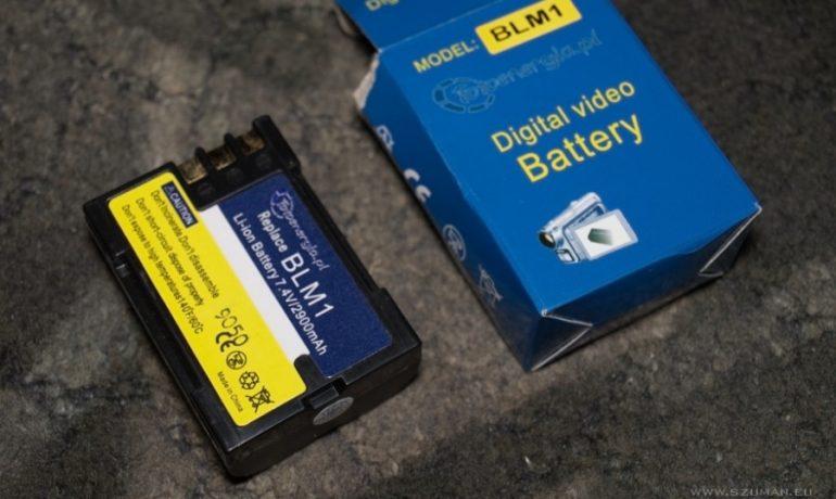 Zasilanie aparatu: oryginalny akumulator, czy może jednak zamiennik?