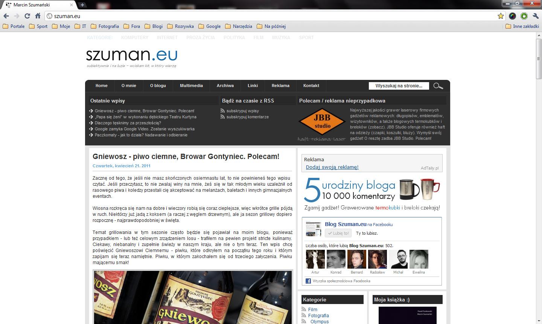 Chrome vs. Firefox vs. Internet Explorer - zalety i wady
