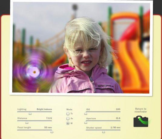 CameraSim - symulator lustrzanki on-line