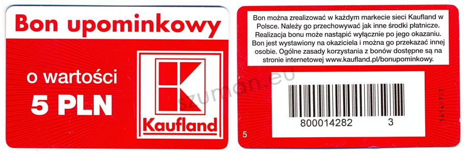 Kaufland i 5 zł za przeterminowany produkt