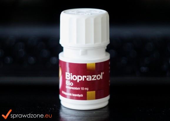 Bioprazol Bio - lek w kapsułkach na nadkwaśność i zgagę