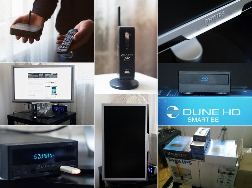 Odtwarzacze Dune HD - już wkrótce na szuman.eu