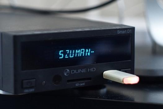 Dune HD Smart D1 + Dune HD Smart BE