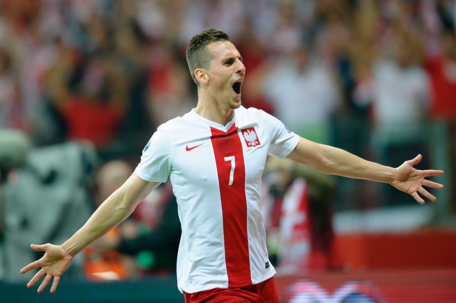 Polska - Niemcy 2:0. Czysta przeciwko piwu.