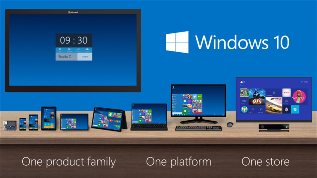 Windows 10 - niespodzianka!