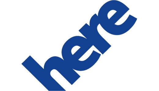 Nokia Here na bezdrożach