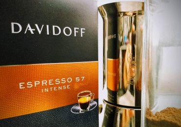 Czy Davidoff Espresso57 Intense nadaje się do kawiarki?