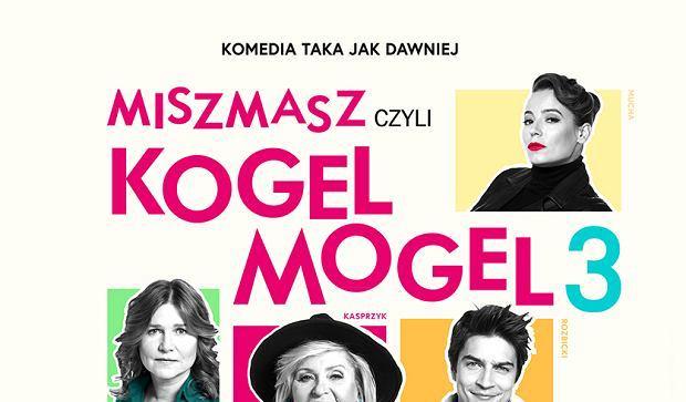 Miszmasz czyli Kogel Mogel 3 - recenzja filmu