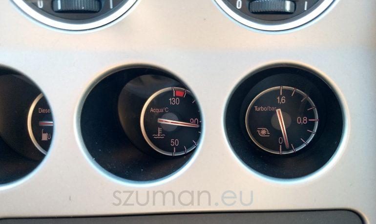 Po czym rozpoznać wypalanie DPF? Objawy w Alfa Romeo 159 JTDm
