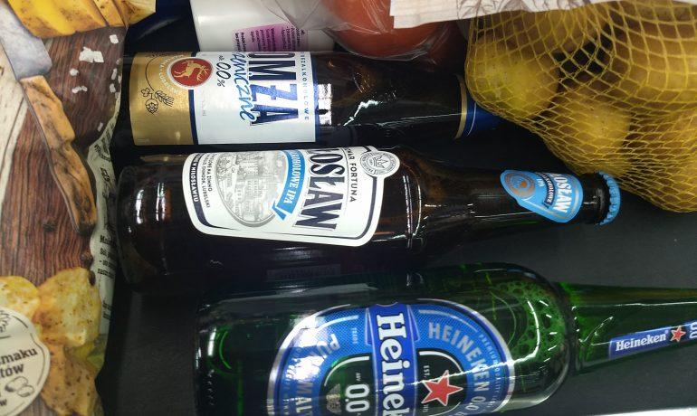 Ogłaszam erę piwa bezalkoholowego