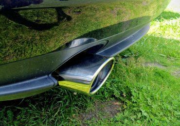 Końcówka wydechu do Alfa Romeo 159